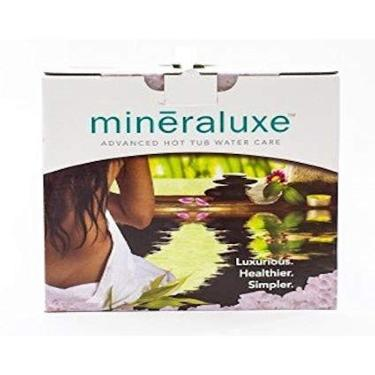 Mineraluxe Weekly Spa and Hot Tub Care System
