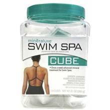 Mineraluxe Swim Spa Cube