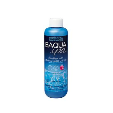 BAQUA Spa® Sanitizer with Stain & Scale Control