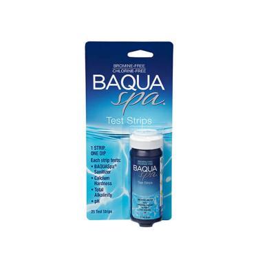 Baquaspa Test Strips - 4 Way