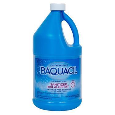 Baquacil Sanitizer And Algistat 1-2 Gal