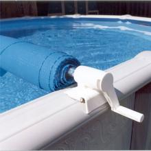 Above Ground Pool Solar cover Rollers FeherGuard Surface Rider (FSR_AG)
