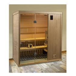 Hallmark 46 Sauna