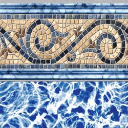 Siesta Wave Tan Tile<br> Diffusion Floor