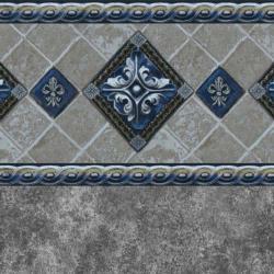 Ancient Seas Tile<br> Gray Marino Floor