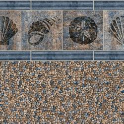 Arena Tile<br> Clearwater Floor