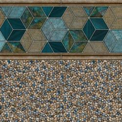 Bellevue Tile<br> Clearwater Tan Floor