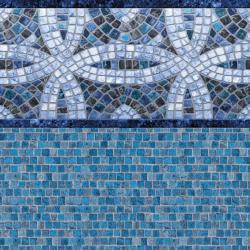 Elemental Tile<br> Stonecraft Mosaic Floor