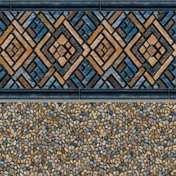 Tan Argos Tile<br> Clearwater Tan Floor