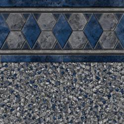 Gray Baden Tile<br> Gray Brighton Floor