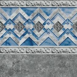 Gray Neptune Tile<br> Gray Marino Floor