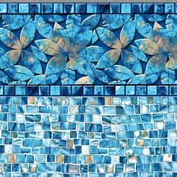 Reef Tile<br>Oyster Bay Floor