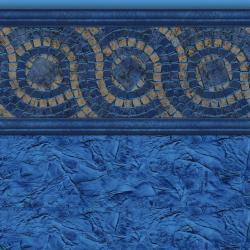 Covington Tile<br> Krinkle Floor