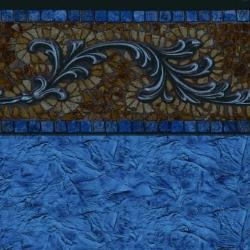 Frederick Tile<br> Krinkle Floor