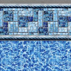Summer River Tile<br> River Mosaic Floor
