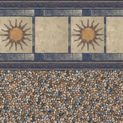 Sundial Tile<br> Clearwater Tan Floor