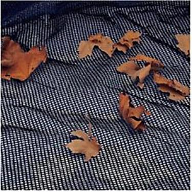 12x24 Rectangle Leaf Net