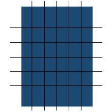 Rectangle Safety Cover 18x36