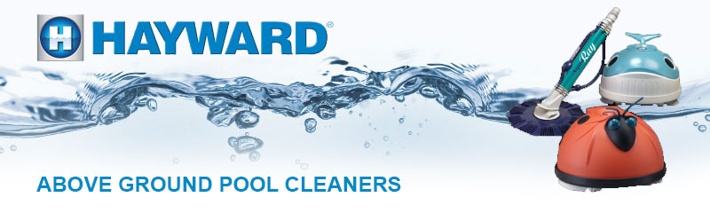 Hayward Above Ground Pool Cleaners