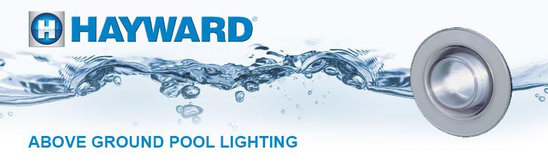 Hayward Above Ground Pool Lighting