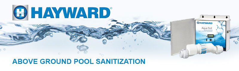 Hayward Above Ground Pool Sanitization