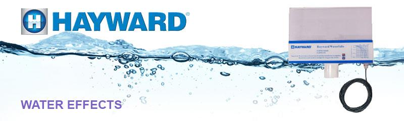 Hayward Inground Pool Water Effects
