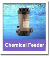 Inground Auto Chemical Feeder