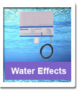 Inground Pool Water Effects