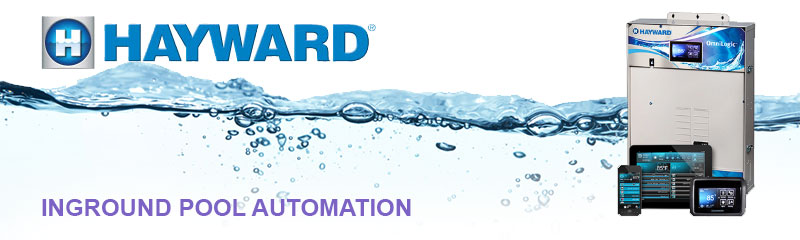Hayward Inground Pool Automation