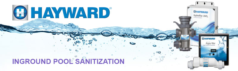 Hayward Inground Pool Sanitization
