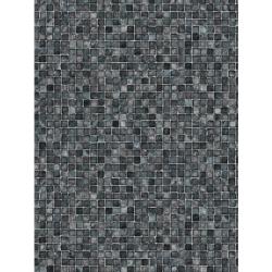 Grey Mosaic Liner