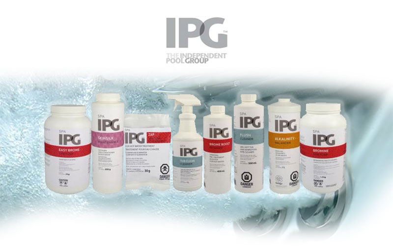 IPG Hot Tub/Spa Chemicals