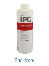 IPG Hot Tub Sanitizer Chemicals
