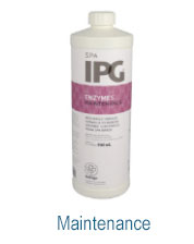 IPG Hot Tub Maintenance Chemicals