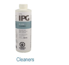 IPG Hot Tub Cleaner Chemicals