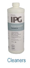 IPG Pool Cleaner Chemicals