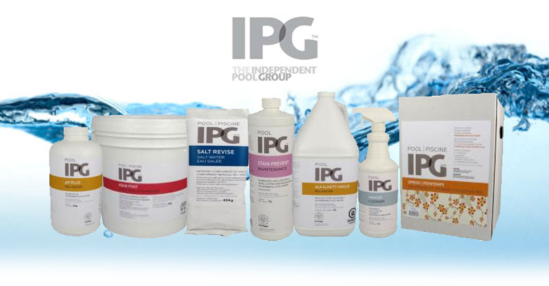 IPG Pool Chemicals