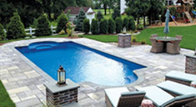 Fiberglass Pools by Latham