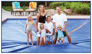 Latham Inground Pool Covers