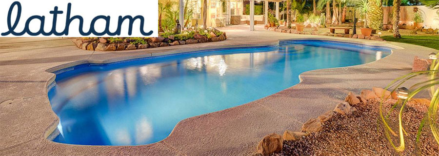 Latham Swimming Pools & Pool Products
