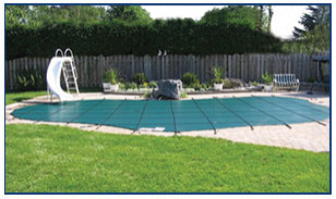 Latham In-Ground Pool Covers