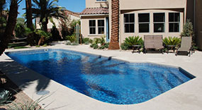 Trilogy Fiberglass Pools by Latham