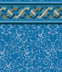 Cambridge Royal Prism Inground Pool Liner