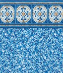 Hampton Seaglass Inground Pool Liner