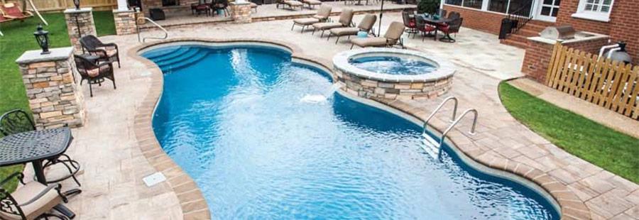 Cavanaugh Pool Trilogy Fiberglass Pools By Latham Madisonville