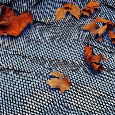 27' Round Leaf Net
