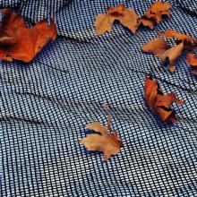 30' Round Leaf Net