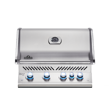 Built-In Prestige PRO™ 500 RB - Stainless Steel