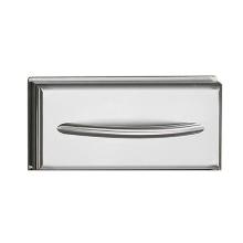 Flat Stainless Steel Drawer Set