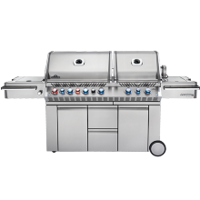 PRESTIGE PRO™ 825 RSBI - ALL STAINLESS STEEL